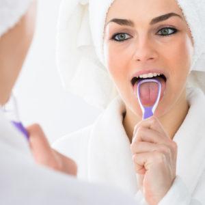 Was? Die Zunge soll ich auch noch putzen?