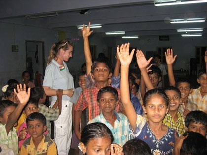 Dr.-med.-dent-regine-dressler-karitatives Indienprojekt
